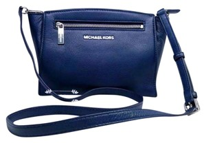 Michael Kors Blue Messenger Bag