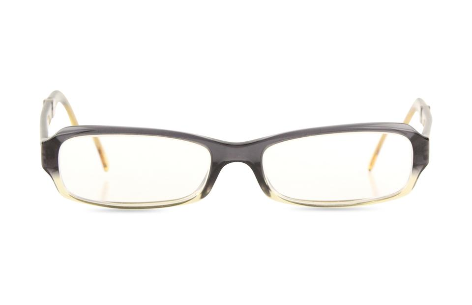 b7e262b6b1 Chanel Blue Ombre Square Eye Optical Glasses - Tradesy