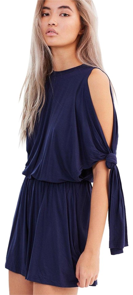 144eb88e554 The Fifth Label Cold Shoulder Knot Cut-out Sold Out Sexy Dress Image 0 ...