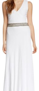 White Maxi Dress by Tory Burch