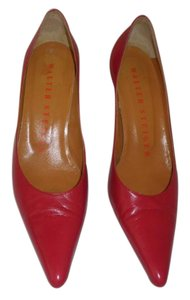 Walter Steiger Red Pumps