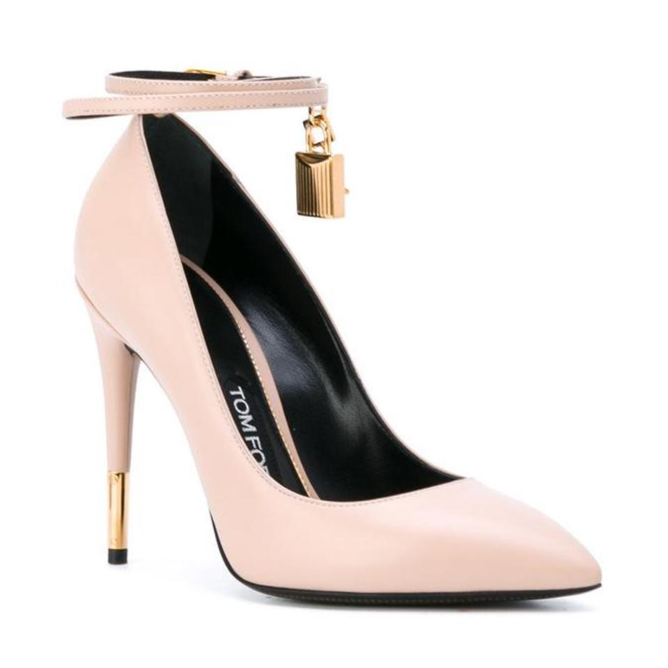 ladies Tom Ford Blush/Nude Qualified Stilletto Pumps Qualified Blush/Nude production f1aca0