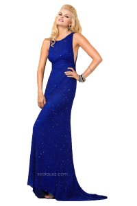 Scala Prom Gala Homecoming Military Ball Dress