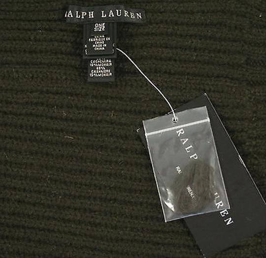 Ralph Lauren Black Label Ralph Lauren Black Label Hand Pocket Cashmere Scarf