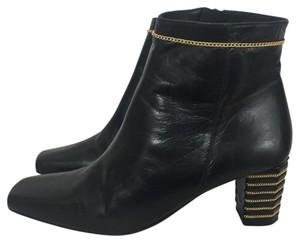 Timothy Hitsman Black/Gold Boots