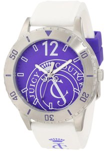 Juicy Couture Juicy Couture Women's Taylor Graphic Jelly Strap Watch