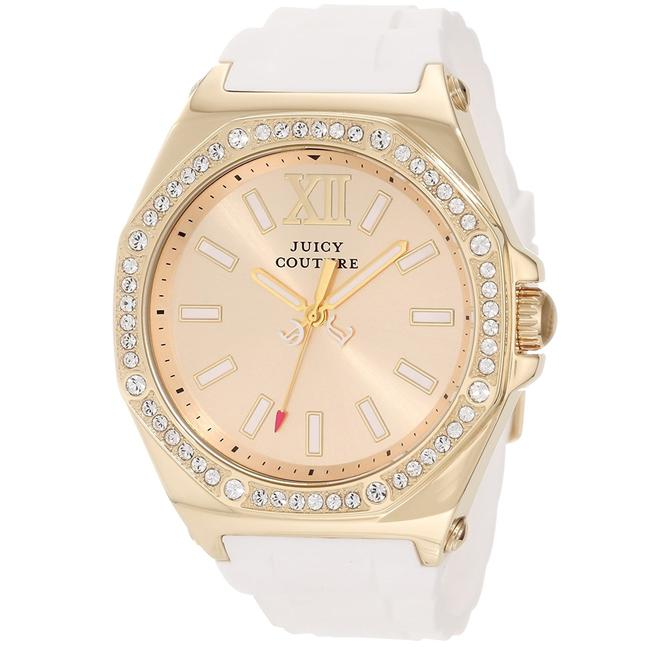 Item - White Women's Chelsea Silicone Strap Watch
