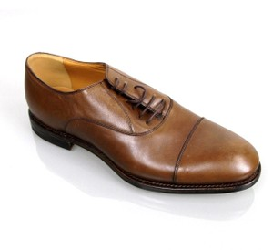 Gucci Gucci Men's Brown Leather Oxford Dress Shoes 8.5/us 9.5 282754 2140