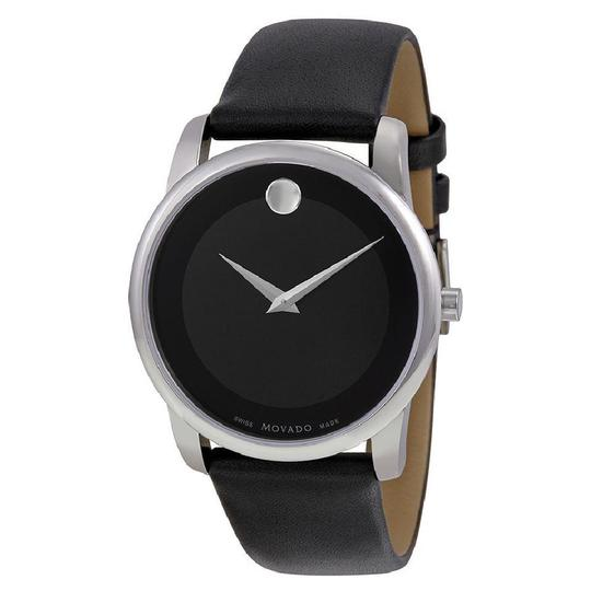 Preload https://img-static.tradesy.com/item/21689710/movado-black-museum-series-quartz-dial-men-s-watch-0-0-540-540.jpg