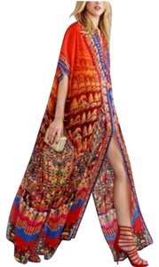 Heritage Maxi Dress by Shahida Parides