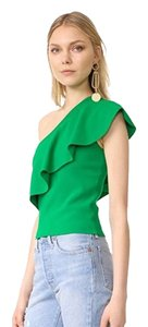 MILLY Top green