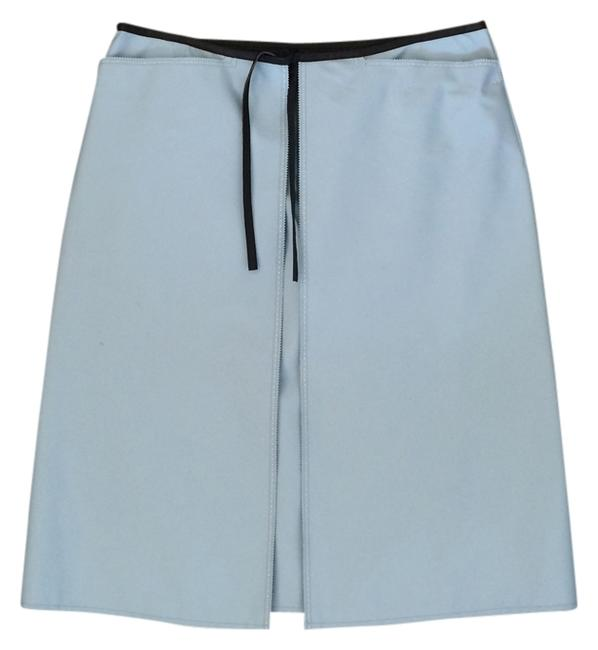 Preload https://img-static.tradesy.com/item/2169258/prada-blue-vintage-italian-knee-length-skirt-size-8-m-29-30-0-0-650-650.jpg