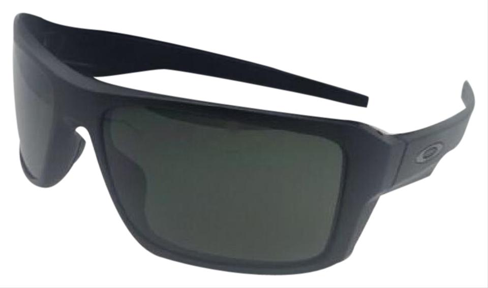 5e2b469f22 Oakley OAKLEY Sunglasses DOUBLE EDGE OO9380-0166 66-17 128 Matte Black w   ...