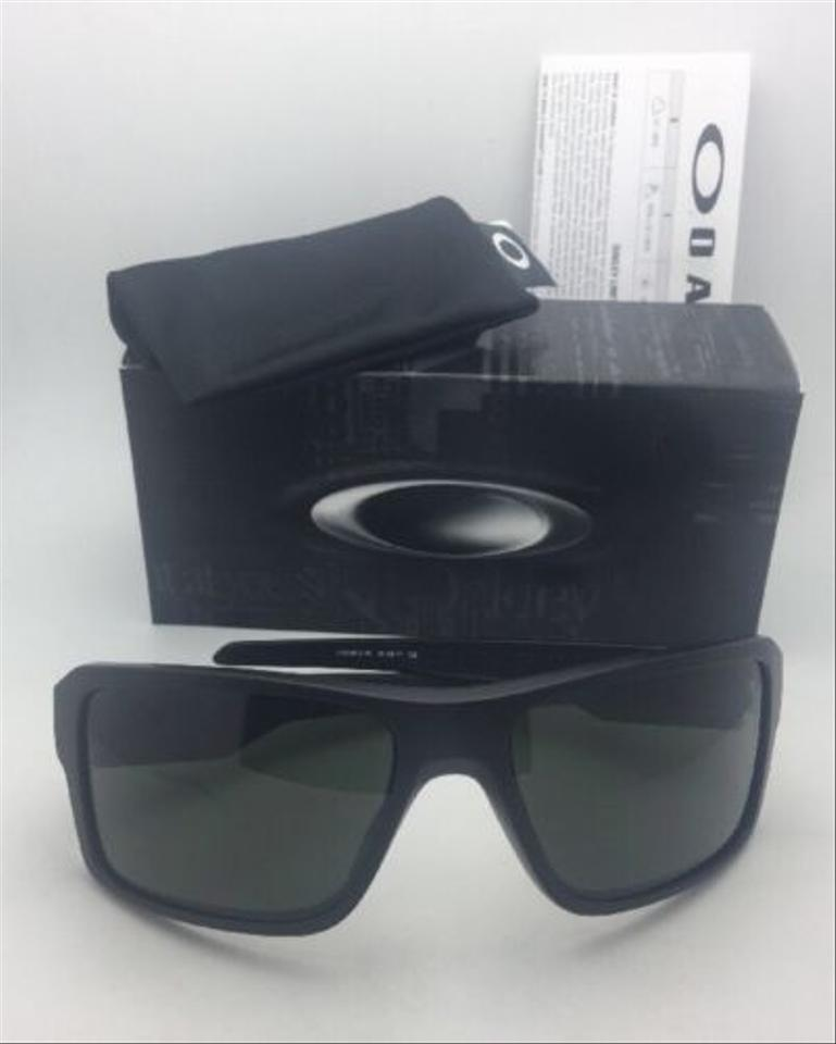 05d99751a9 Oakley OAKLEY Sunglasses DOUBLE EDGE OO9380-0166 66-17 128 Matte Black w .  12345678