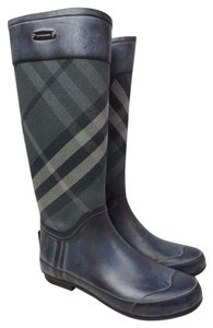 Burberry Charcoat Boots