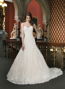 Justin Alexander 8701 New Wedding Dress