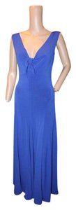 COBOLT BLUE Maxi Dress by SHAPE FX