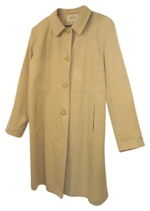 Talbots Cotton Polyester Lining Coat