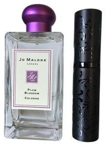 Jo Malone Jo Malone Plum Blossom Cologne 10ML Refillable Black Purse Spray