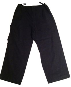 Valerie Stevens Straight Pants Black