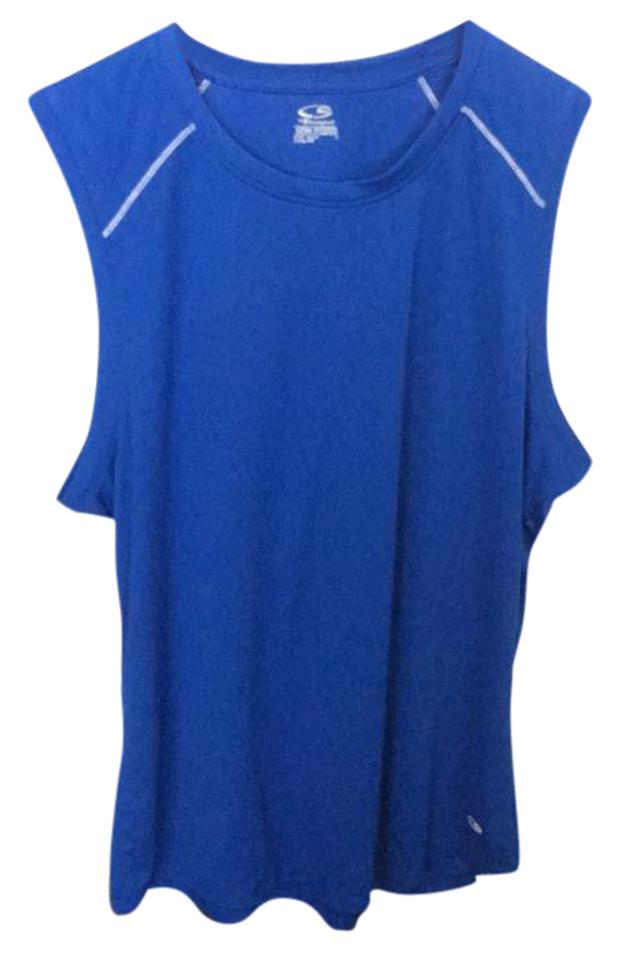 617513b0e Champion Cobalt Performance Semi Fitted C9 Activewear Top Size 20 ...