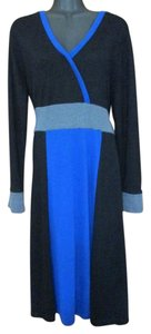 Multicolored Maxi Dress by Fashion Bug Color Block Colorblock Sweaterdress Sweater Winter