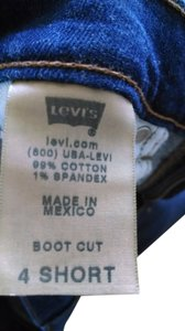 Levi's Vintage Boot Cut Jeans-Medium Wash