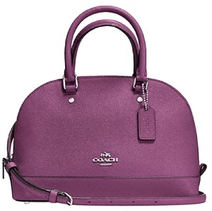 5d9a2b59eed0 Coach Leather Satchels - Up to 70% off at Tradesy