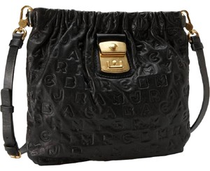 Marc by Marc Jacobs Leather Logo Cross Body Bag