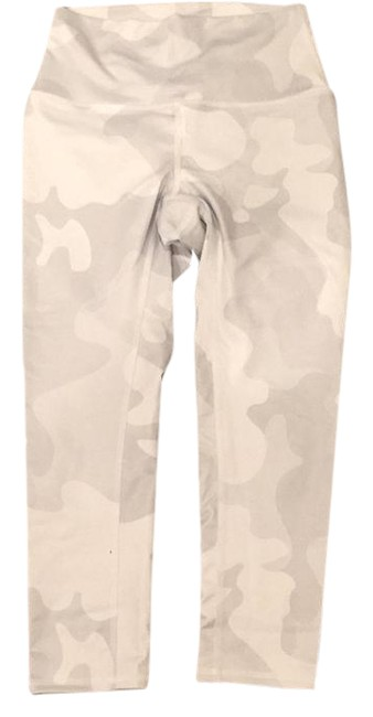 Item - White Camouflage Activewear Bottoms Size 2 (XS)