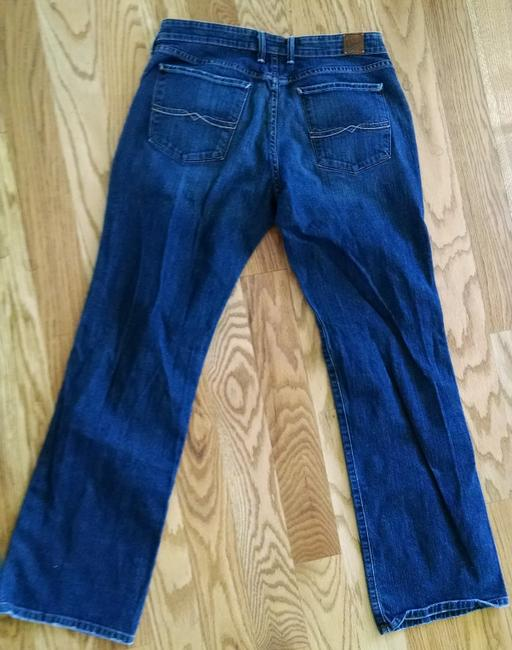 Lucky Brand Vintage Relaxed Fit Jeans-Medium Wash