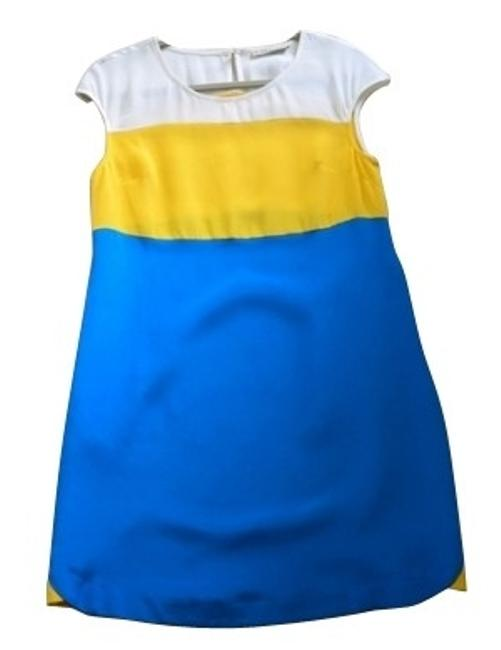 Preload https://img-static.tradesy.com/item/217/alice-olivia-white-blue-and-yelow-night-out-dress-size-4-s-0-0-650-650.jpg
