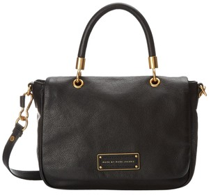 Marc by Marc Jacobs Too Hot To Handle Leather Small Top Handle Satchel 883936175406 M3pe133 Shoulder Bag