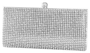 Elegant Rhinestone Crystal Clutch Purse