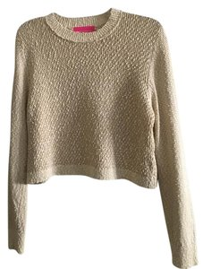 Pookie and Sebastian Crop Trendy Sweater