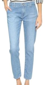 AG Adriano Goldschmied Relaxed Fit Jeans-Distressed