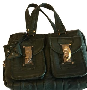 Allibelle Satchel in Jungle (green)