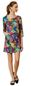 Anthropologie short dress NWT COLORFUL on Tradesy