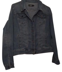 Earl Jean denim Womens Jean Jacket