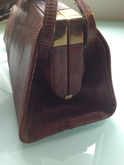 Other Vintage Coin Purse Included Satchel in Brown Image 1