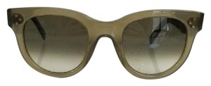Céline Taupe-Green Baby Audrey Sunglasses
