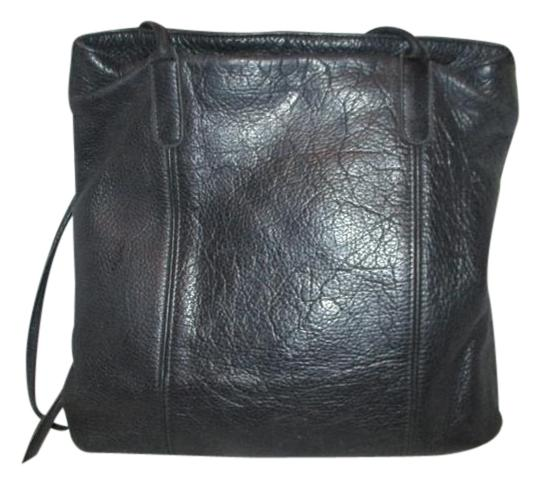 Preload https://img-static.tradesy.com/item/21706354/vintage-craft-black-leather-tote-0-1-540-540.jpg