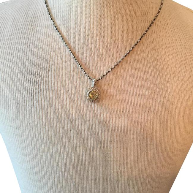 Item - Yellow Cable Necklace