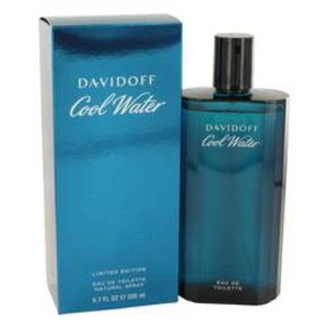 davidoff Cool water cologne for men 6.7 Oz