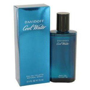 davidoff cool water cologne for men 2.5 Oz EDT Spray
