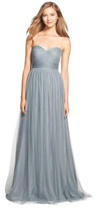 Jenny Yoo Mayan Blue Annabelle Convertible Bridesmaid Dress