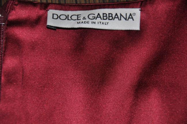 Dolce&Gabbana Liquid Silk Maxi Dress