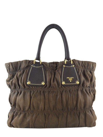 Preload https://img-static.tradesy.com/item/21707079/prada-gaufre-antik-brown-nappa-leather-tote-0-0-540-540.jpg
