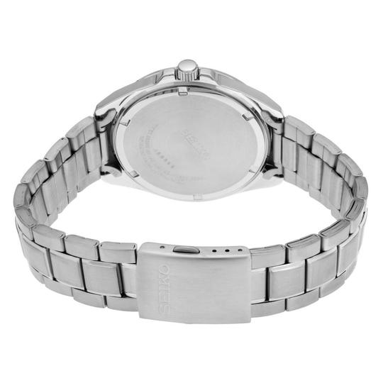 Seiko Seiko SUR067 Dress men's watch features a 42mm wide and 8mm thick