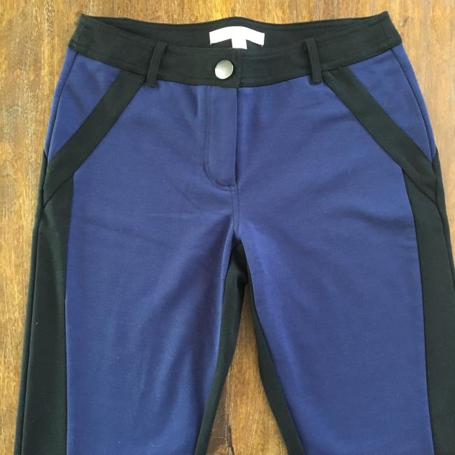 Romeo & Juliet Couture Skinny Pants black / blue
